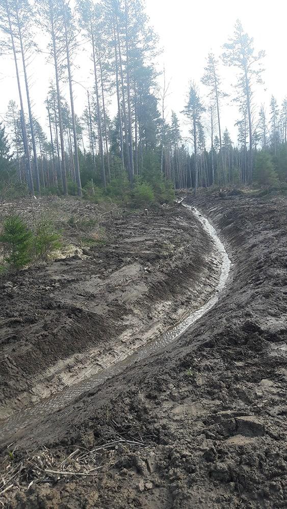 maaparandustööd