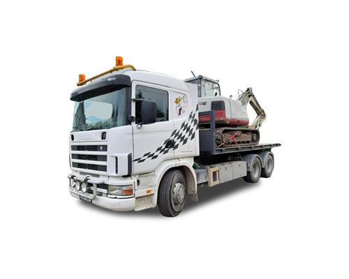 Scania R144